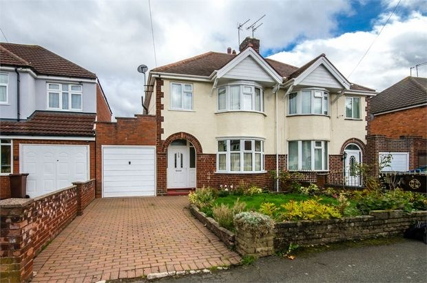 Thumbnail Semi-detached house for sale in Mandale Road, Fallings Park, Wolverhampton, West Midlands