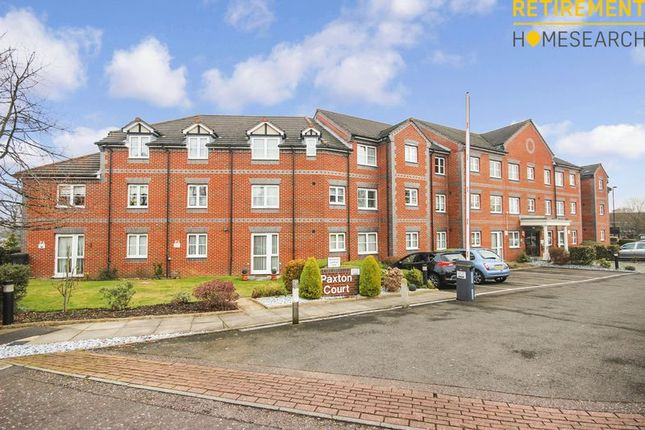 Thumbnail Flat for sale in Paxton Court, Grove Park