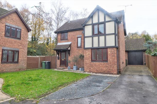 Front of Goodlands Vale, Hedge End, Southampton SO30