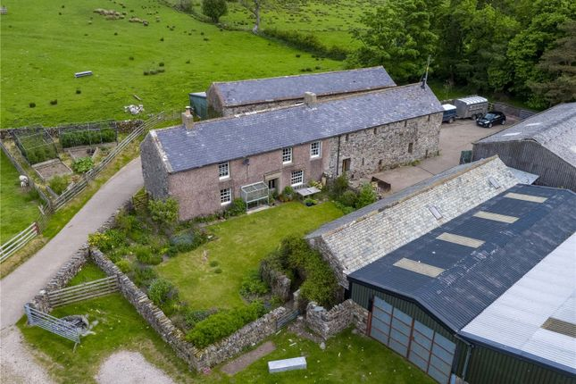 Thumbnail Property for sale in Burblethwaite - Lot 1, Caldbeck, Wigton