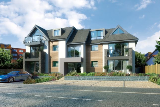 Thumbnail Flat for sale in Warren Edge Close, Bournemouth