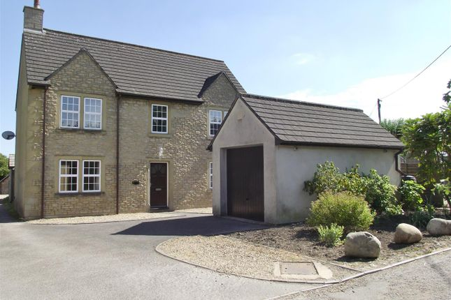 Thumbnail Detached house for sale in The Green, Goatacre, Calne