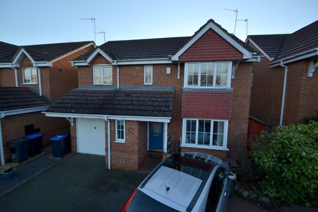 Thumbnail Detached house for sale in Dixon Road, Kingsthorpe, Northampton