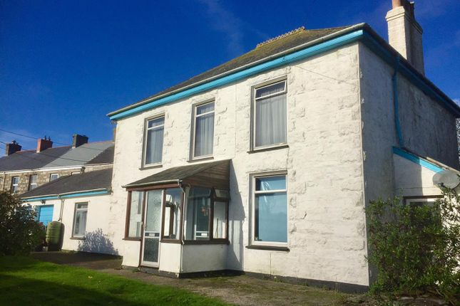 Thumbnail Property for sale in Rame Cross, Penryn