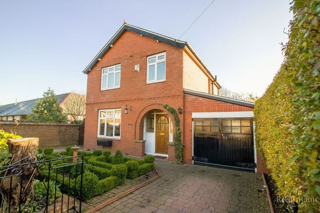 Thumbnail Detached house for sale in Wyedale, Whitby, Ellesmere Port