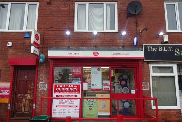 Thumbnail Retail premises for sale in Middleton, Manchester