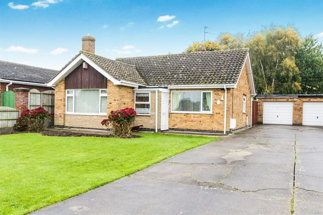 Thumbnail Detached bungalow for sale in Beacon Way, Skegness