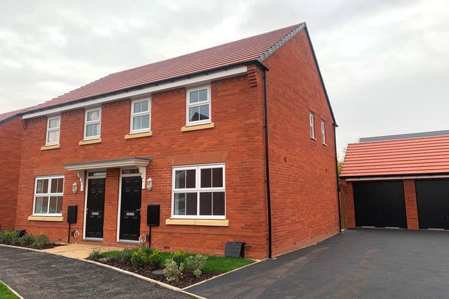 Thumbnail Property to rent in Stonnyland Drive, Lichfield