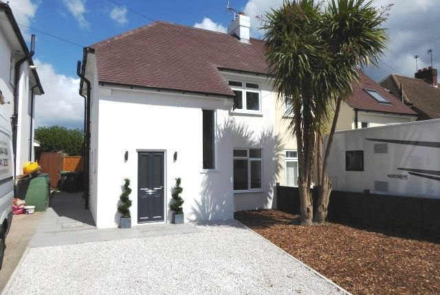 Thumbnail Semi-detached house for sale in Priory Road, Chessington