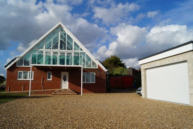 Thumbnail Detached house for sale in Beach Road, Kessingland, Lowestoft