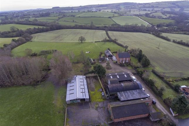 Thumbnail Detached house for sale in Middletown, Welshpool