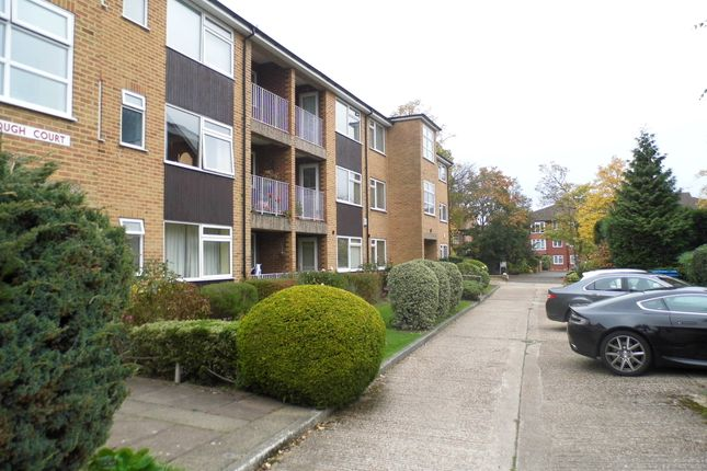 Thumbnail Flat for sale in Marlborough Court, Bush Hill Park
