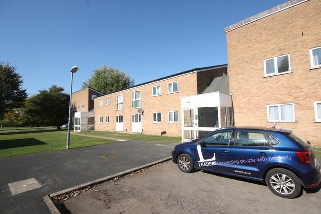 Thumbnail Flat to rent in Ryland Close, Leamington Spa