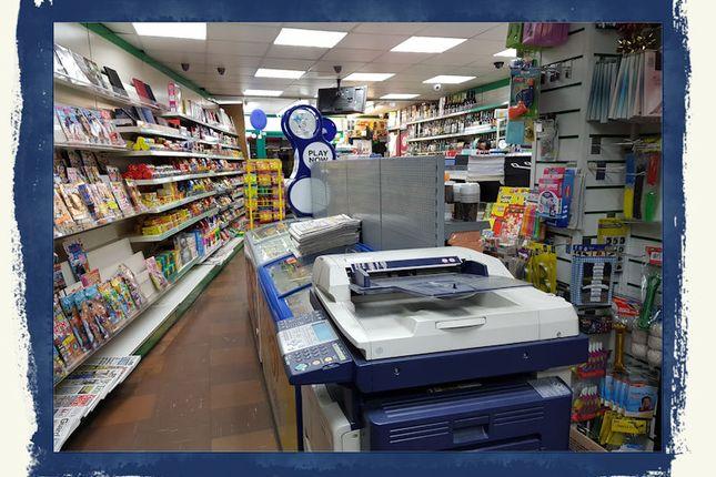 Thumbnail Retail premises for sale in Lancaster Road, Enfield