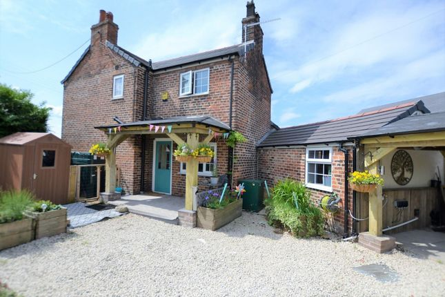 Thumbnail Detached house for sale in Congleton Road, Arclid, Sandbach