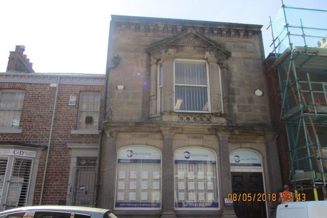 Thumbnail Office for sale in 6 Scarborough Street, Hartlepool
