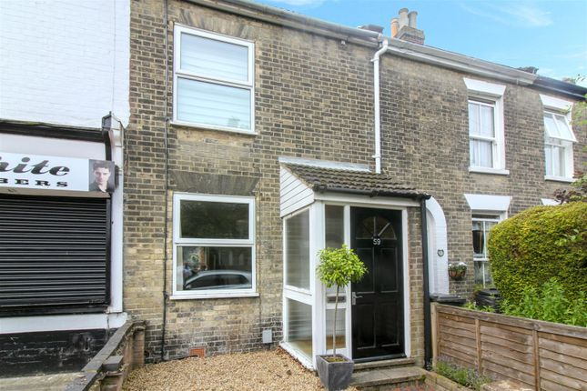Thumbnail Terraced house for sale in Essex Street, Norwich