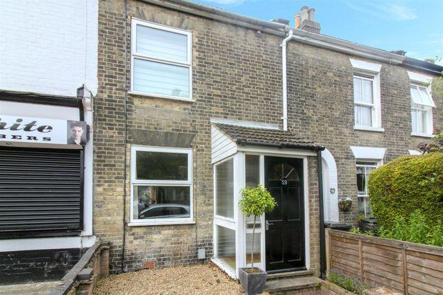 Terraced house for sale in Essex Street, Norwich