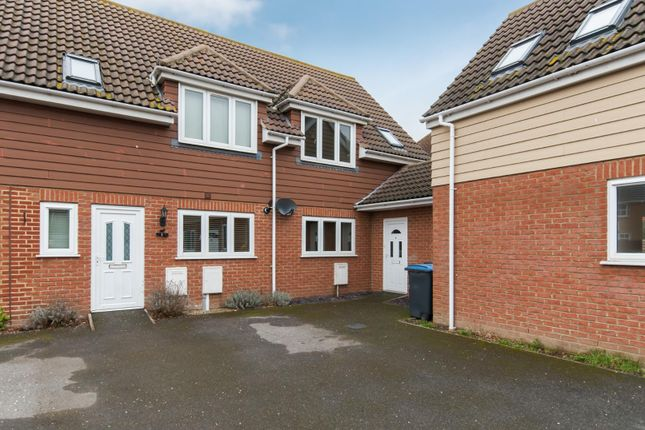 3 bed end terrace house for sale in Emporia Close, Sholden, Deal