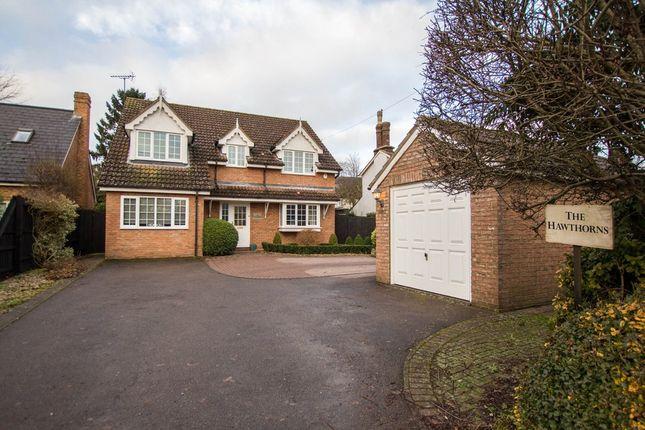 4 bed detached house for sale in London Road, Newport, Saffron Walden