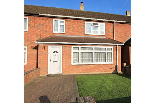 Thumbnail Terraced house for sale in Marston Avenue, Dagenham