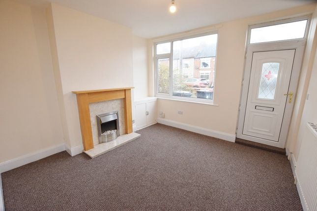 Thumbnail Terraced house to rent in Alfreton Road, Sutton-In-Ashfield