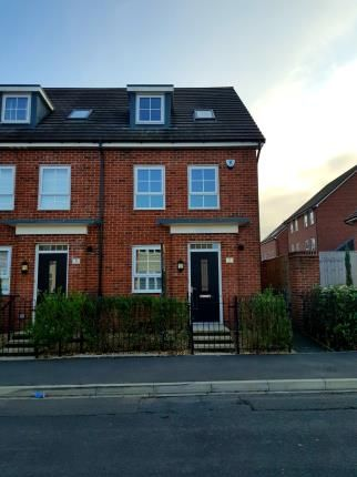 Thumbnail End terrace house for sale in Heather Way, Wardle Brook Avenue, Hyde, Tameside