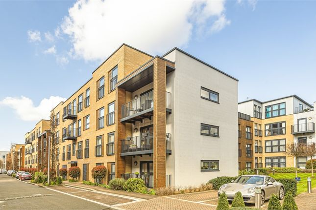 Thumbnail Flat for sale in Bletchley Court, Letchworth Road, Stanmore, Greater London