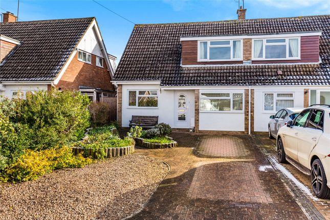 3 bed semi-detached house for sale in Leckhampton, Cheltenham GL53