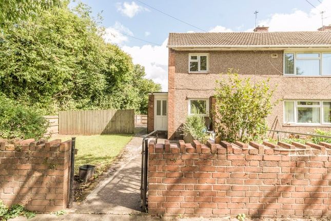 Thumbnail Flat for sale in Greenmeadow Way, St. Dials, Cwmbran