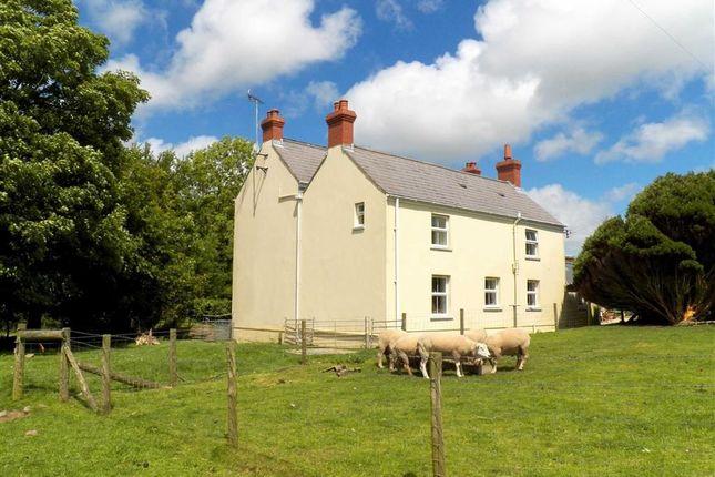 Thumbnail Farm for sale in Johnston, Haverfordwest