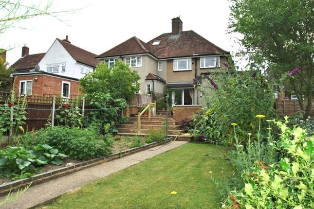 Thumbnail Semi-detached house for sale in Icknield Way, Letchworth Garden City