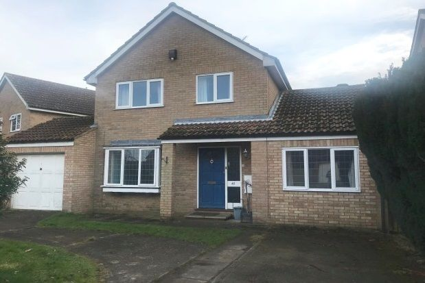 3 bed property to rent in Wesley Road, North Wootton, King's Lynn