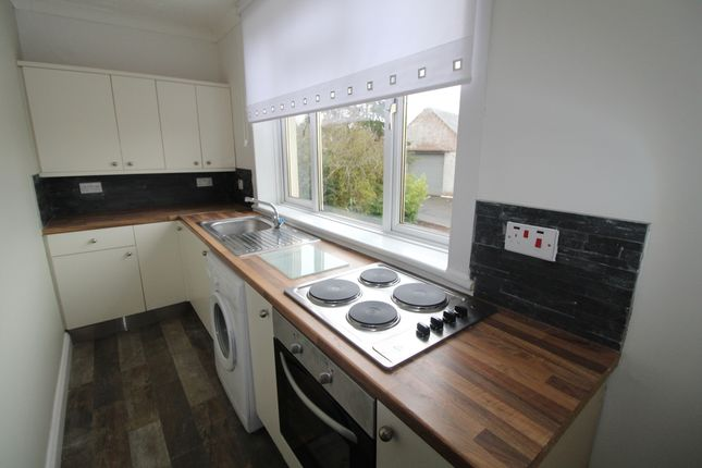 Thumbnail Flat for sale in Woodneuk Street, Chapelhall, North Lanarkshire