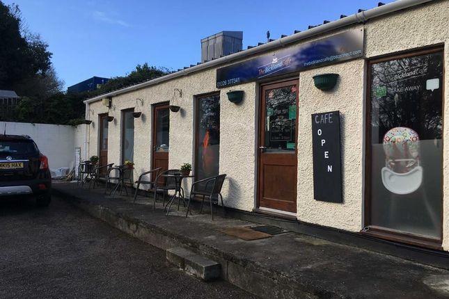 The Bickland Cafe, Tregoniggie Industrial Estate, Falmouth TR11