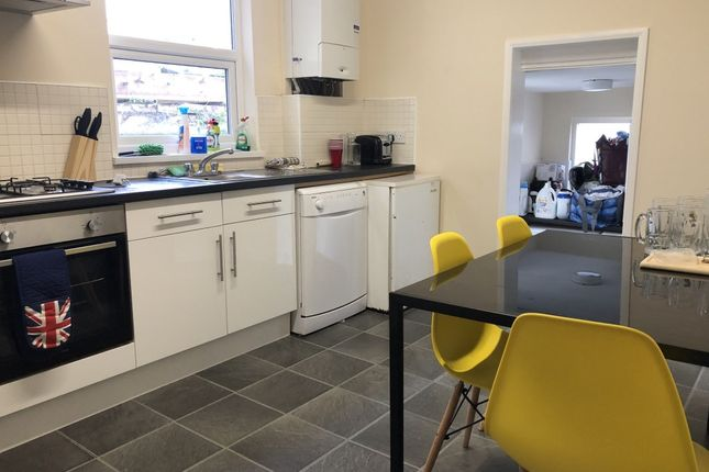 Thumbnail Property to rent in Abingdon Road, North Hill, Plymouth