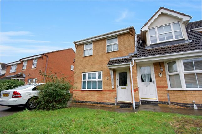 Front View of Kirkstall Close, Bedford, Bedfordshire MK42