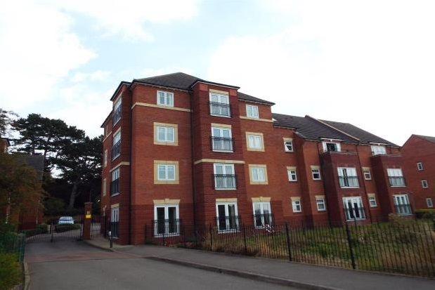 Thumbnail Flat to rent in Bread And Meat Close, Warwick