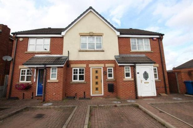 Thumbnail Property to rent in Churchill Road, Lichfield
