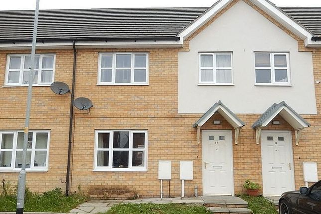 Thumbnail Terraced house for sale in Richardson Rise, Gainsborough