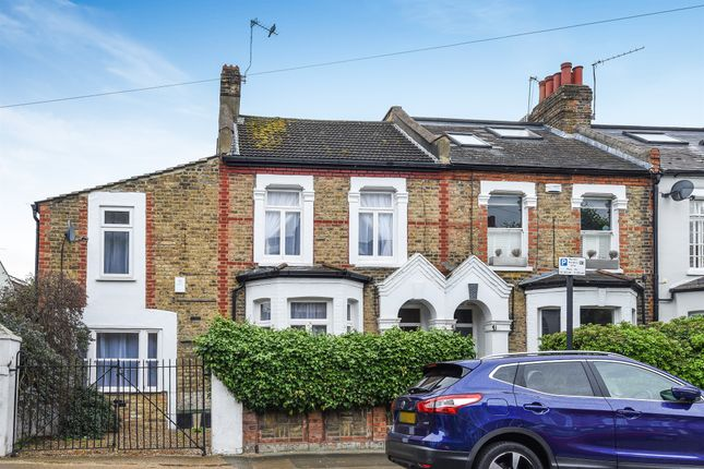 Thumbnail End terrace house for sale in Brocklebank Road, London