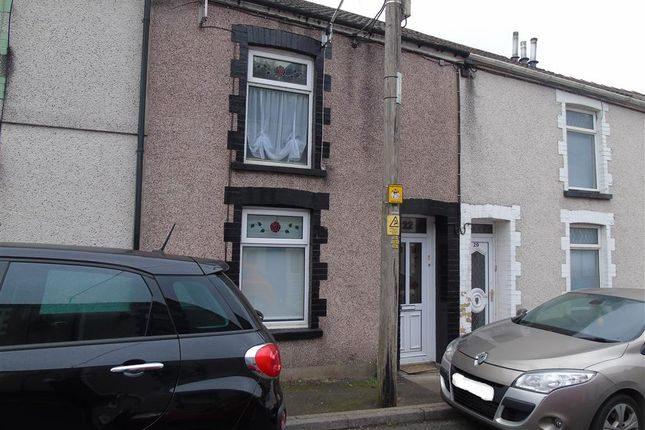 Thumbnail Property to rent in Pennant Street, Ebbw Vale, Gwent