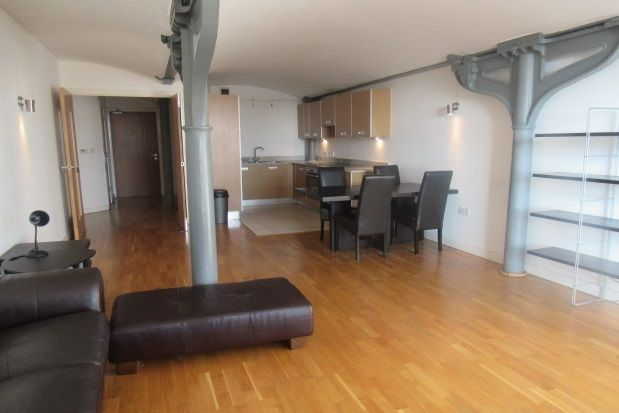 Thumbnail Flat to rent in Royal Mills, City Centre