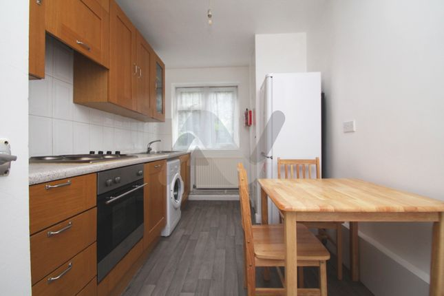 Thumbnail Flat to rent in Green Lanes, Manor House
