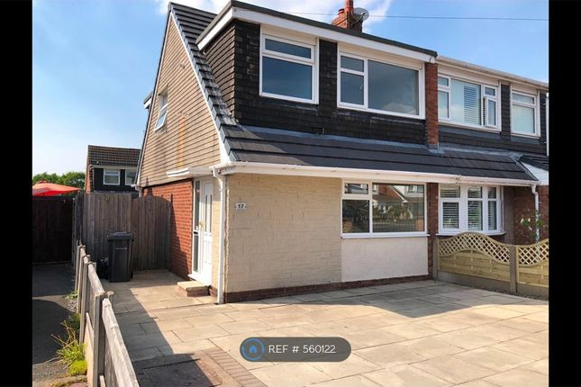 Thumbnail Semi-detached house to rent in Wasdale Ave, Liverpool