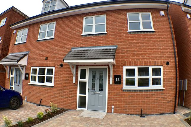 Thumbnail Semi-detached house to rent in Ashburton Road, Kings Heath, Birmingham
