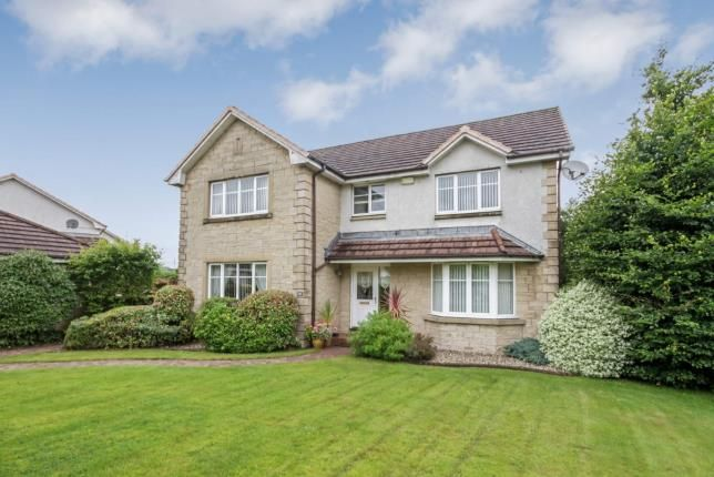 Thumbnail Detached house for sale in Birkdale Crescent, Westerwood, Cumbernauld, North Lanarkshire