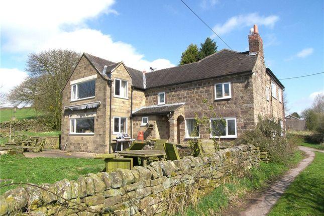 Thumbnail Detached house for sale in Starr Cottage Farm, Gorses, Shottle