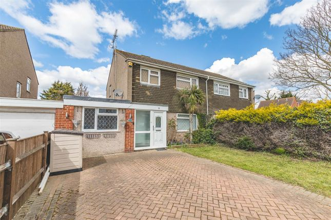 Semi-detached house for sale in Layburn Crescent, Langley, Slough