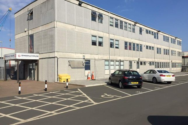Thumbnail Office to let in Dinsdale House, Riverside Park Road, Riverside Park, Middlesbrough